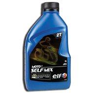 ELF MOTO 2 SELF MIX - 1 L - Motorový olej