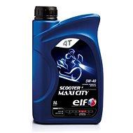 ELF SCOOTER 4 MAXI CITY 5W40 - 1 L - Motorový olej