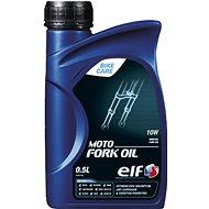 ELF MOTO FORK OIL SYN 10W - 0,5 L - Motorový olej