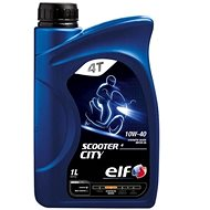 ELF SCOOTER 4 CITY 10W40 - 1 L - Motorový olej