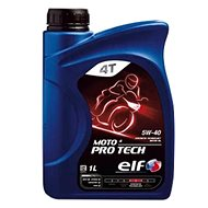 ELF MOTO 4 PRO TECH 5W40 - 1 L - Motorový olej