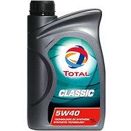 TOTAL CLASSIC 5W-40 1 l - Motorový olej