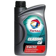 TOTAL CLASSIC C2 5W30 – 1 liter - Motorový olej