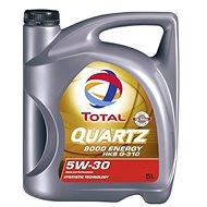 TOTAL QUARTZ 9000 5W30 5 l - Motorový olej