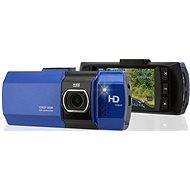 """Kamera do auta Compass Full HD 2,7"""" modrá - Záznamová kamera do auta"""