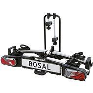BOSAL Traveller II PLUS, hmotnost nosiče 17kg, maximální zatížení 60kg - Nosič bicyklov na ťažné zariadenie