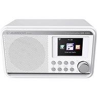 Albrecht DR 490 biela - Rádio