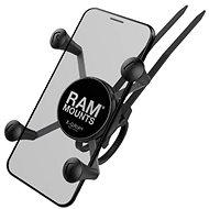 RAM Mounts kompletná zostava držiaka mobilného telefónu X-Grip pre menšie telefóny s prichytením EZ-ON/OFF