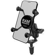 RAM Mounts kompletná zostava držiaku X-Grip s uchytením do krku riadenia motocykla