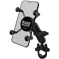 RAM Mounts kompletná zostava držiaku mobilného telefónu X-Grip s objímkou na riadidlá
