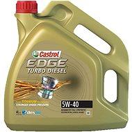 EDGE Turbo Diesel 5W-40 TITANIUM FST 4 lt - Motorový olej