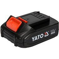 Batéria náhradná 18 V Li-ion 2000 mAh (YT-82782, YT-82788, YT-82826) - Akumulátor