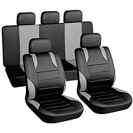 Seat Covers 9-Piece Set Sport suitable for side Airbag - Car Seat Covers