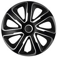 "Kryty kolies 15"" LIVORNO Carbon (sada) - Puklica na auto"