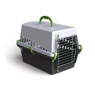 Argi plastová prepravka s kovovou mriežkou - Prepravný box