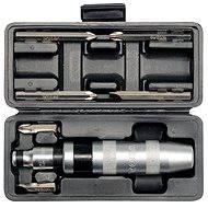 YATO Skrutkovač úderový kovový s príslušenstvom 7 ks box - Skrutkovač