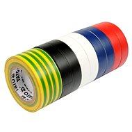 YATO Insulating tape 19 x 0.13 mm x 20 m colour 10pcs - Printer Ribbon