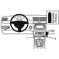 Brodit ProClip montážna konzola pre Volkswagen Passat 05 – 14/CC 09 – 17/Alltrack 12 – 15 - Držiak na mobil