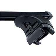 Thule strešný nosič pre OPEL, Zafira, 5-dr MPV, r.v. 2007 -> 2011, s integrovanými pozdĺžnymi nosičmi - Strešné nosiče
