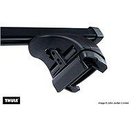 Thule strešný nosič pre VOLKSWAGEN, Passat Alltrack, 5-dr Combi, r.v. 2015 -> s integrovanými pozdĺžnymi nosičmi - Strešné nosiče