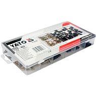 YATO Súprava 170 ks - Súprava spojovacieho materiálu
