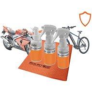 Pikatec Sada nanokozmetiky na motorky a bicykle Ceramic - Sada autokozmetiky
