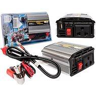 Invertor Carspa 24 V/230 V + USB 200 W - Menič napätia
