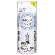 RING XENON4400K H7 2 ks + žiarovky pre obrysové svetlá 2 ks