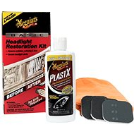 Meguiar's Basic Headlight Restoration Kit - Autokozmetika