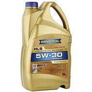 RAVENOL HLS SAE 5W-30, 5 l - Motorový olej