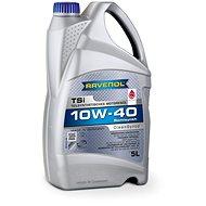 RAVENOL TSi SAE 10W-40; 5 L - Motorový olej