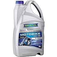 RAVENOL Motobike 4-T Ester 10W-40; 4 L