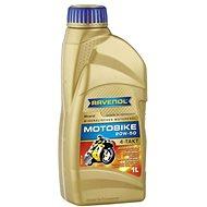 RAVENOL Motobike 4-T Mineral 20 W-50; 1 L - Motorový olej