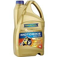 RAVENOL Motobike 4-T Mineral 20 W-50; 4 L