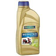RAVENOL SCOOTER 2-Takt Fullsynth.; 1 L - Motorový olej