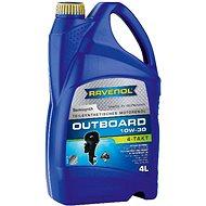 RAVENOL Outboardoel 4T SAE 10W-30; 4 l - Motorový olej