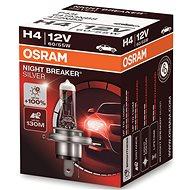 OSRAM H4 Night Breaker SILVER + 100 % - Autožiarovka