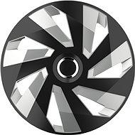 """VERSACO Puklice VECTOR RC 14"""" black/silver - Puklice na kolesá"""
