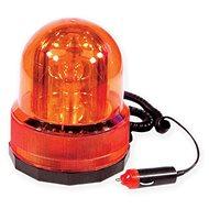 Maják oranžový 12 V, magnetický - Maják