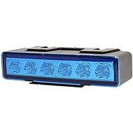 WAS Výstražné svetlo modré, W117 LED - Svetlo