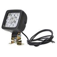 WAS Pracovné svetlo LED, W81 (683) čierny kryt, 9× LED - Pracovné svetlo