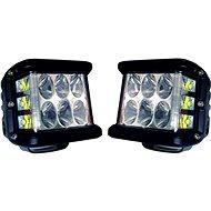 Pracovné svetlo LED, sada 2 ks (2× 2800 lm) 6× LED - Pracovné svetlo