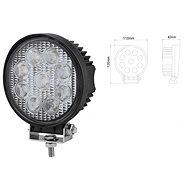 Pracovné svetlo LED 2200 lm, 9× LED - Pracovné svetlo