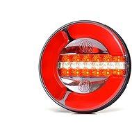 WAS Združené svetlo W154 (1130), 3-funkcie, blinker 12 LED - Svetlo na vozík
