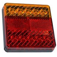 Združené svetlo LED 100 × 100 × 21 - Svetlo na vozík