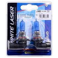 Žiarovka 12 HB3 60W P20d WHITE LASER blister 2ks - Autožiarovka