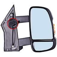 ACI spätné zrkadlo na Citroen JUMPER, Fiat DUCATO, Peugeot BOXER - Spätné zrkadlo