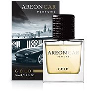AREON PERFUME GLASS 50 ml Gold - Vôňa do auta