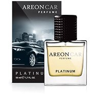 AREON PERFUME GLASS 50 ml Platinum - Vôňa do auta