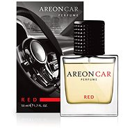 AREON PERFUME GLASS 50 ml Red - Vôňa do auta